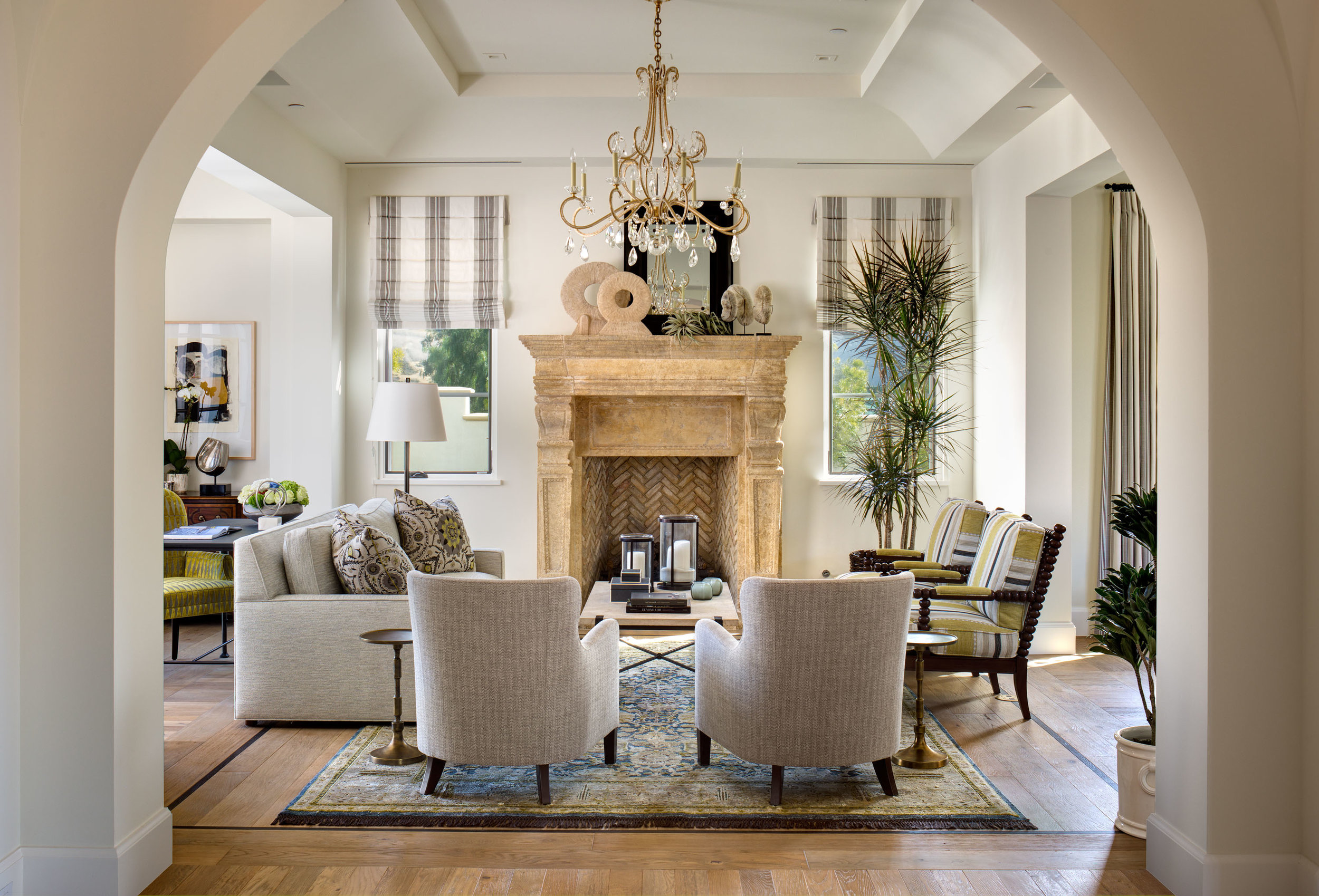 Newport Coast Santa Barbara Style Living Room by Oatman Architects.jpg