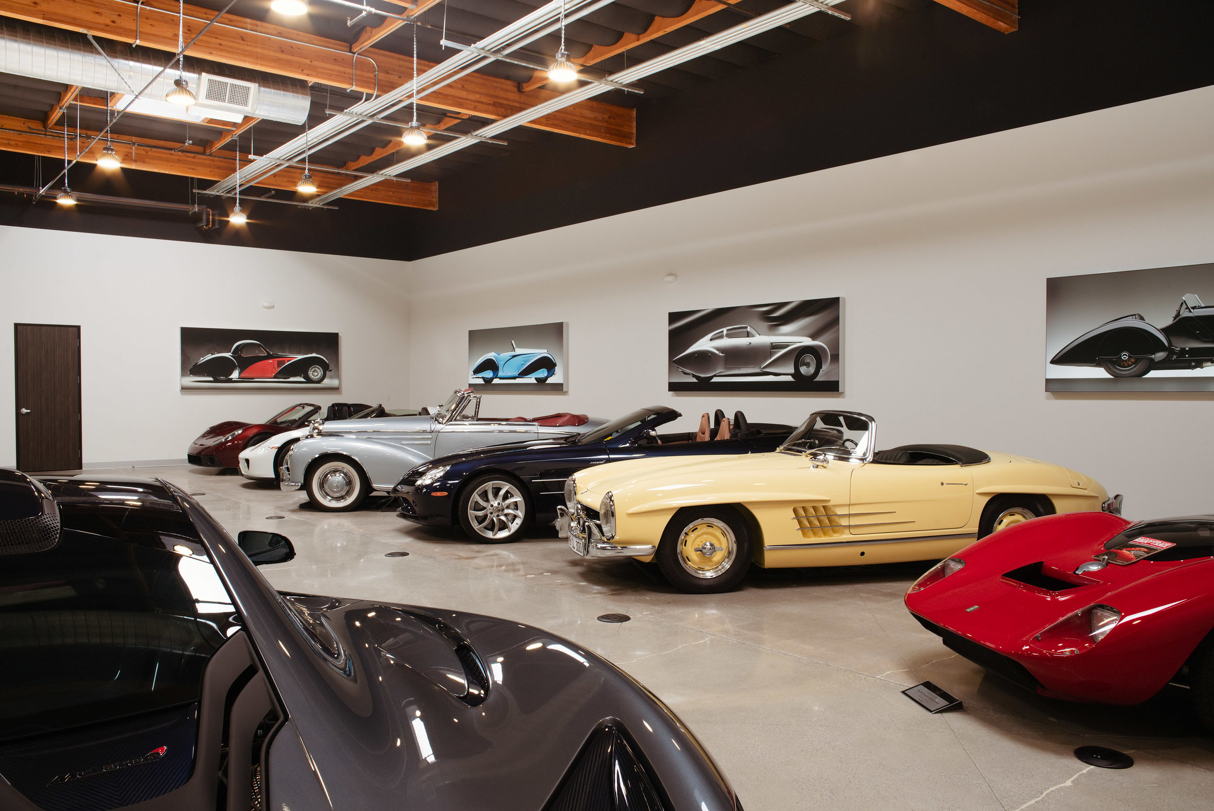 Private Office with Attached Luxury Garage by Oatman Architects 3.jpg