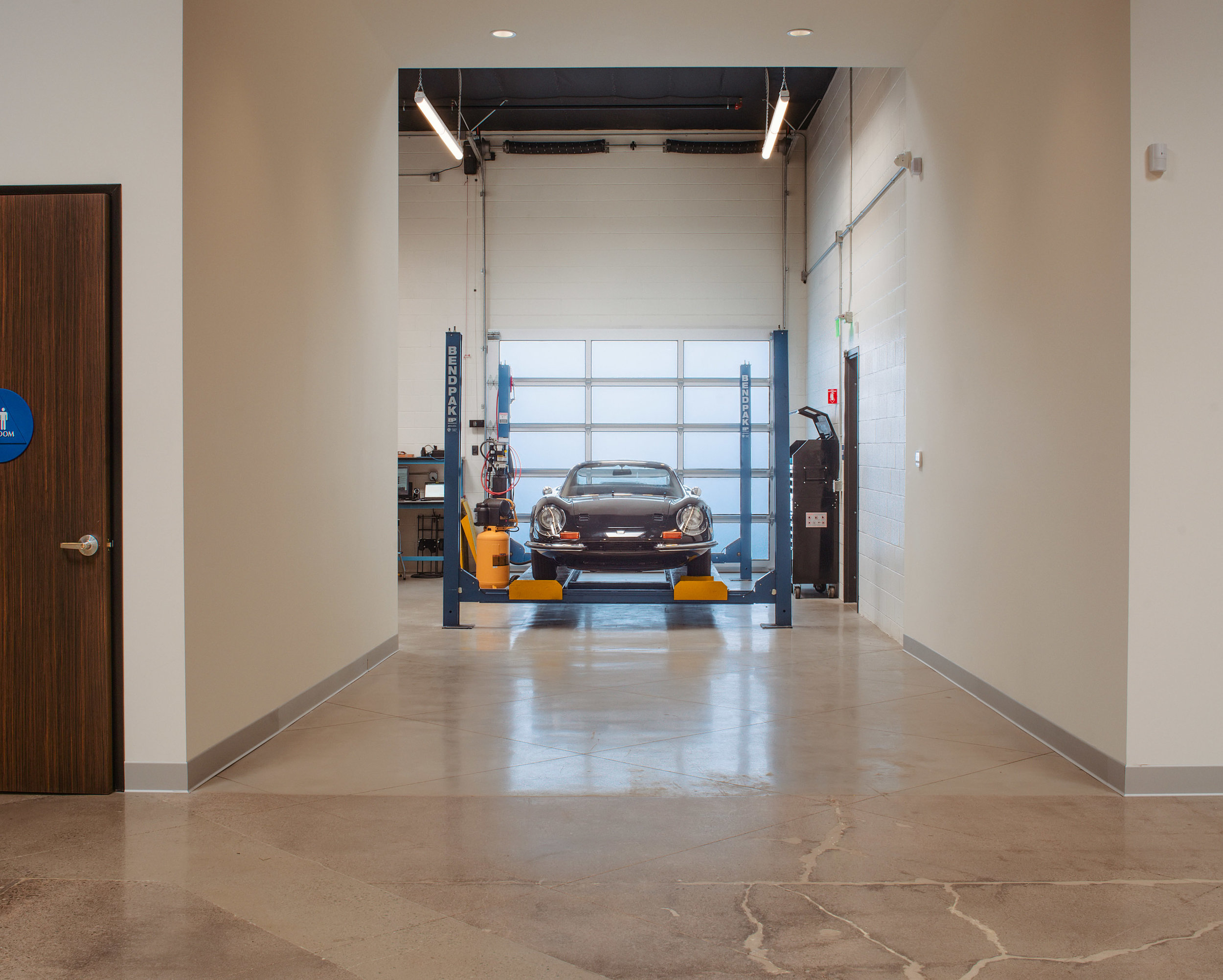Private Office with Attached Luxury Garage by Oatman Architects 2.jpg