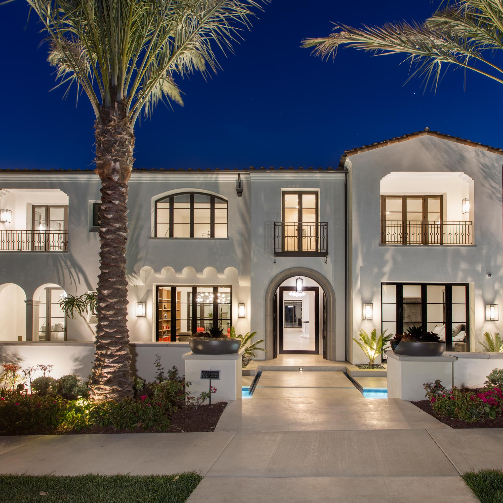 Crystal Cove - Contemporary Spanish Revival