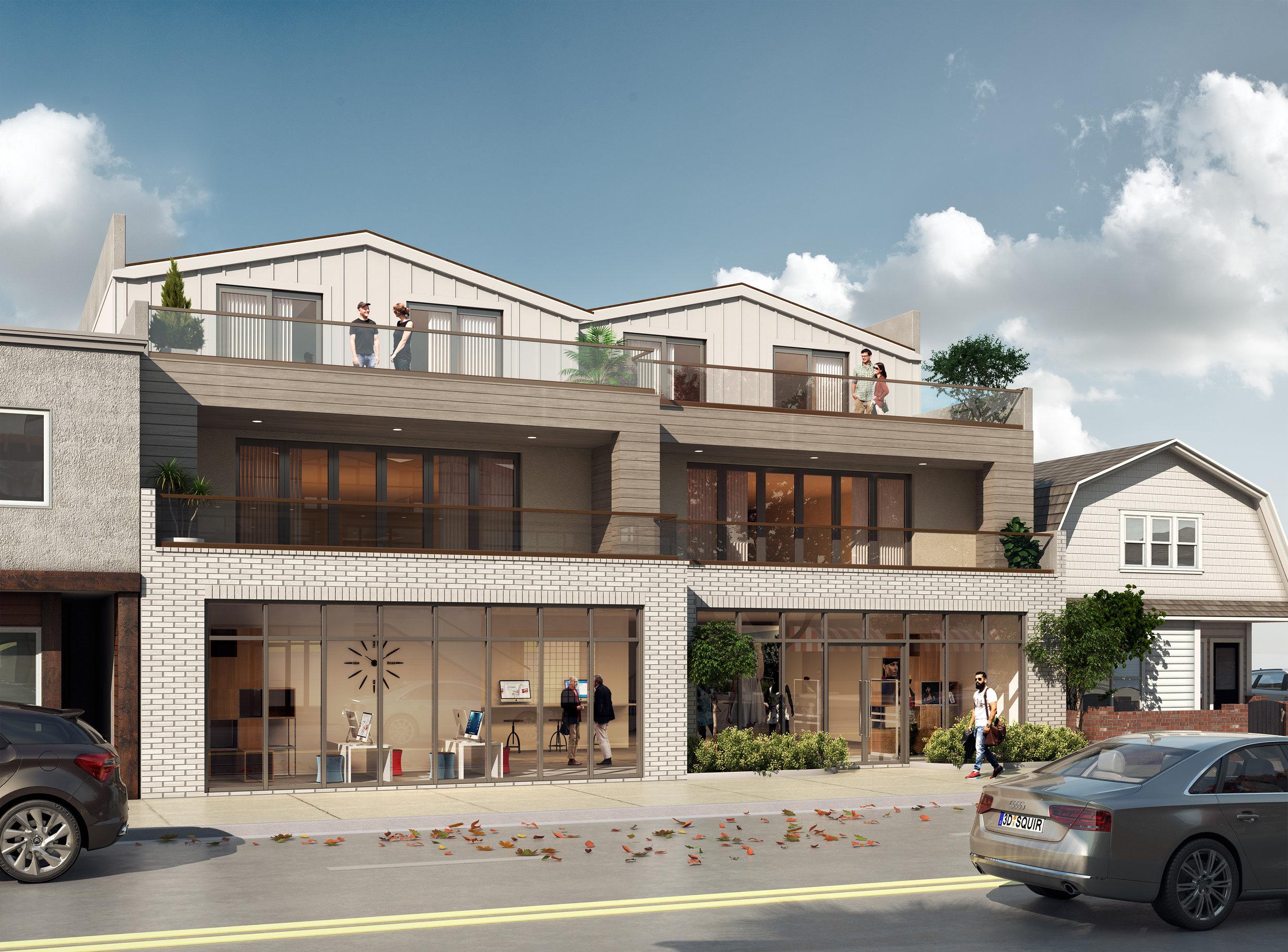 Newport Beach - Mixed Use Development 2
