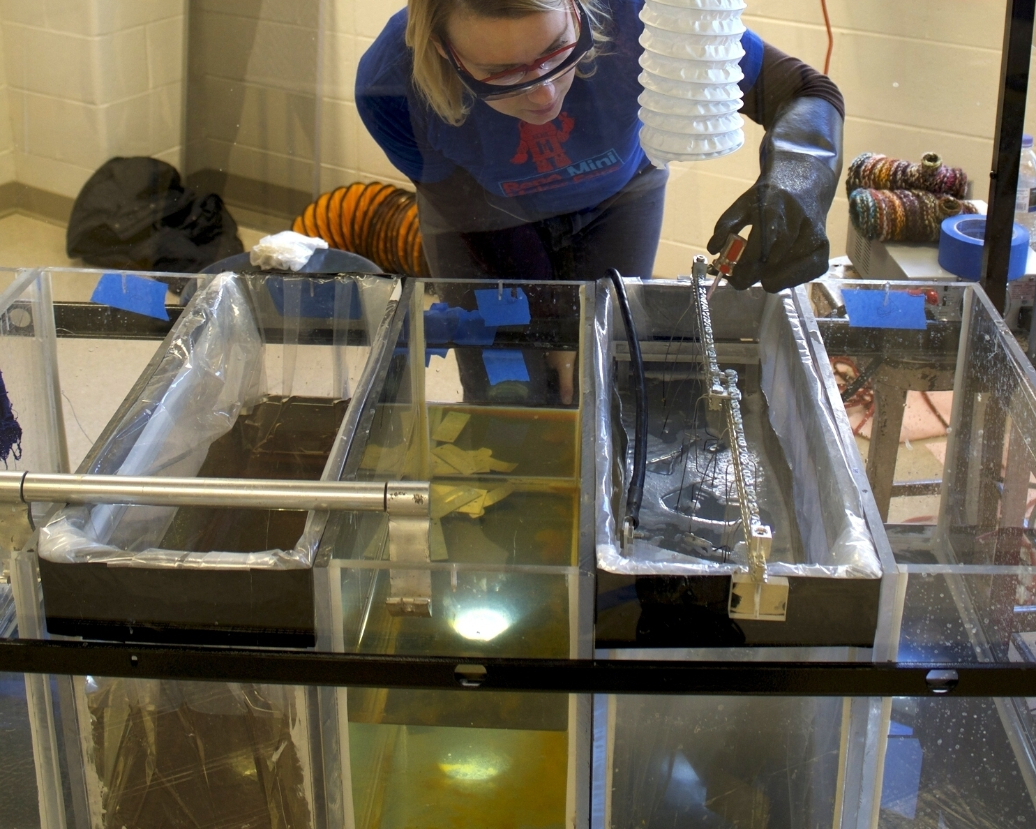 Anodizing Aluminum Science & Art Workshop