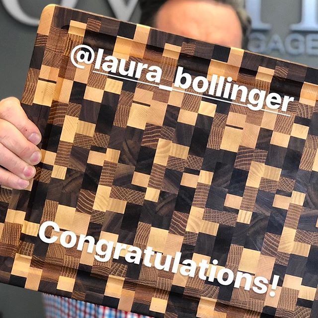 And the winner is... @laura_bollinger.  Big thanks from @innovativemortgage to everyone who entered and shared.