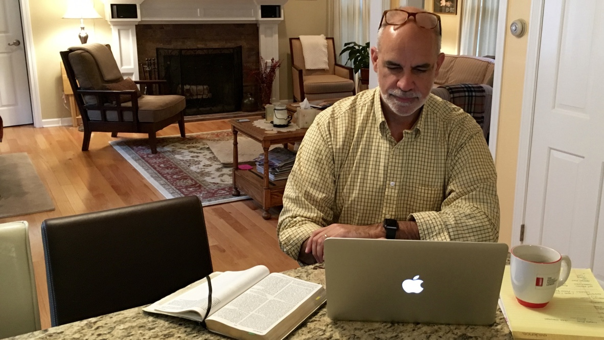 Welcome! I'm David J. Collum, pastor, and the CEO of The Pocket Testament League. My passion is to think, read and write regularly about what I love: Scripture, Leadership, Science and Faith, Thinking about God and our World, and more...