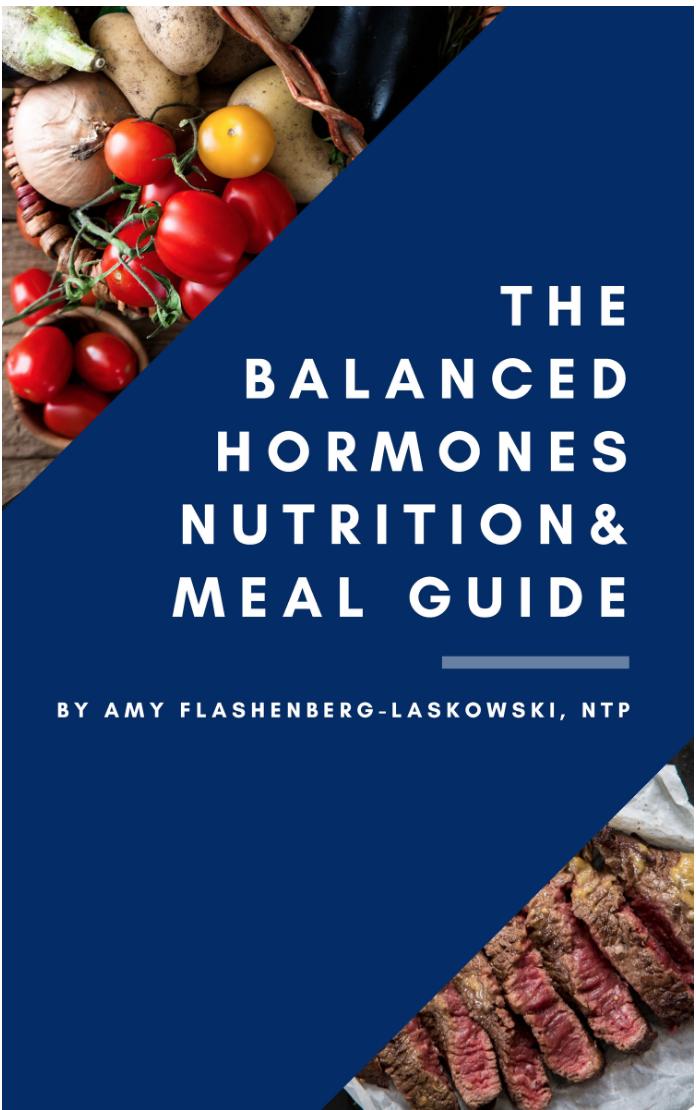 Nutrition for hormones hormone balance recipes for hormone health
