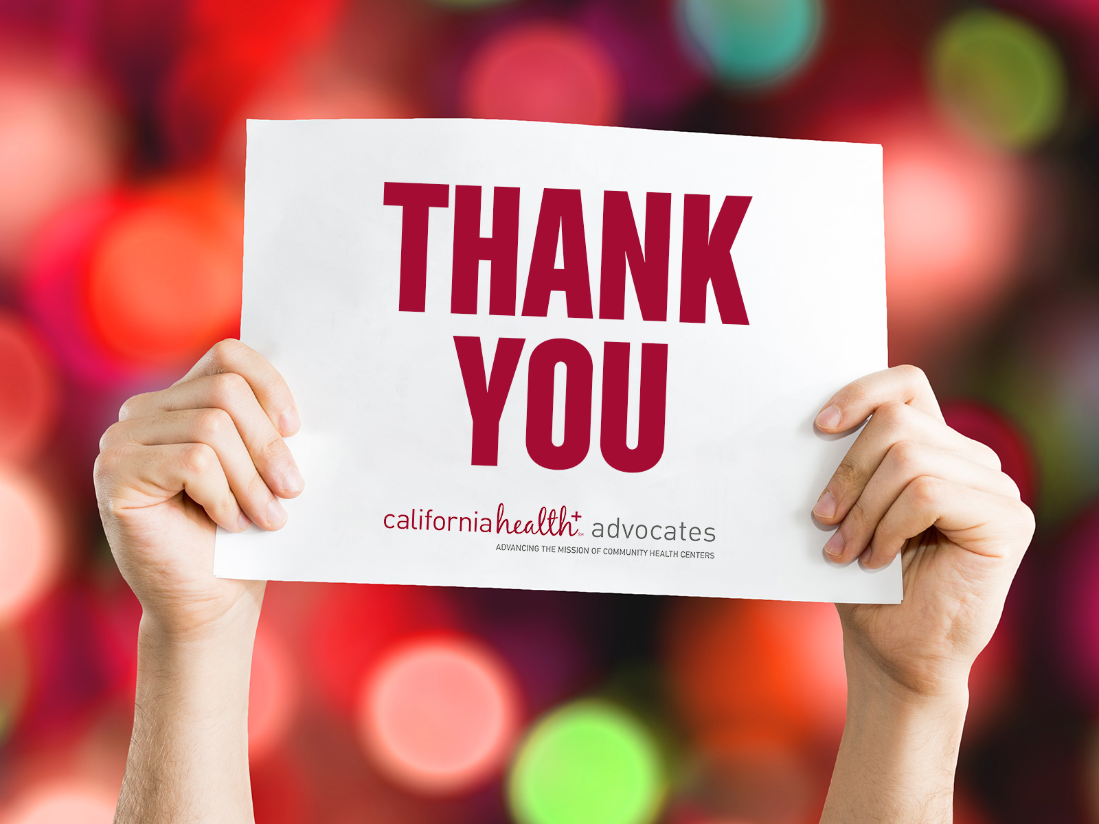 Thank You to CaliforniaHealth+ Advocates Donors! - Just over a year ago, in October 2017, the CaliforniaHealth+ Advocates Board voted to begin engaging politically by endorsing candidates in State Assembly and State Senate legislative electoral races. Participating directly in the political process allows Advocates an additional opportunity to advance the interests of community health centers and their patients.