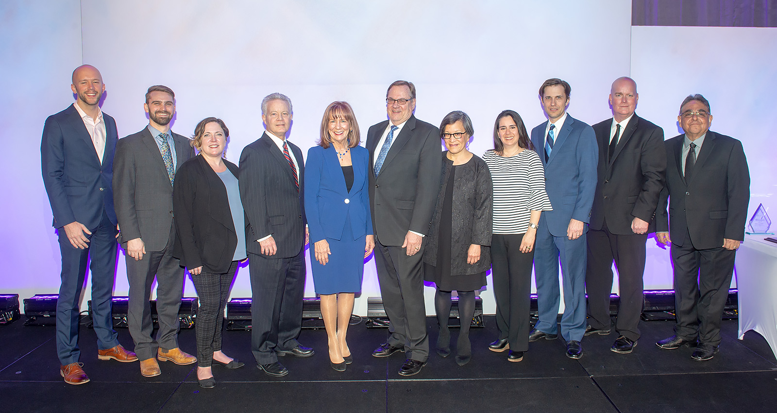 Louise McCarthy, President and CEO of the     Community Clinic Association of Los Angeles County, was inducted into NACHC's Grassroots Hall of Fame