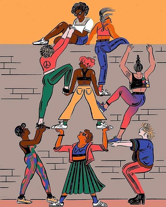 Happy International Women's Day to all my Pro-Black, inspirational, resilient women! Today we celebrate us! ❤️