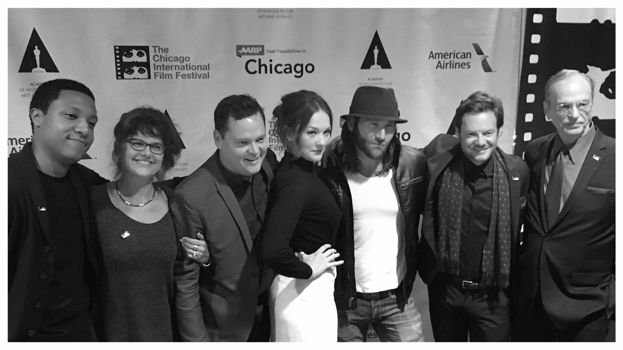 Premiere of  Imperfections  at Chicago Intl Film Festival