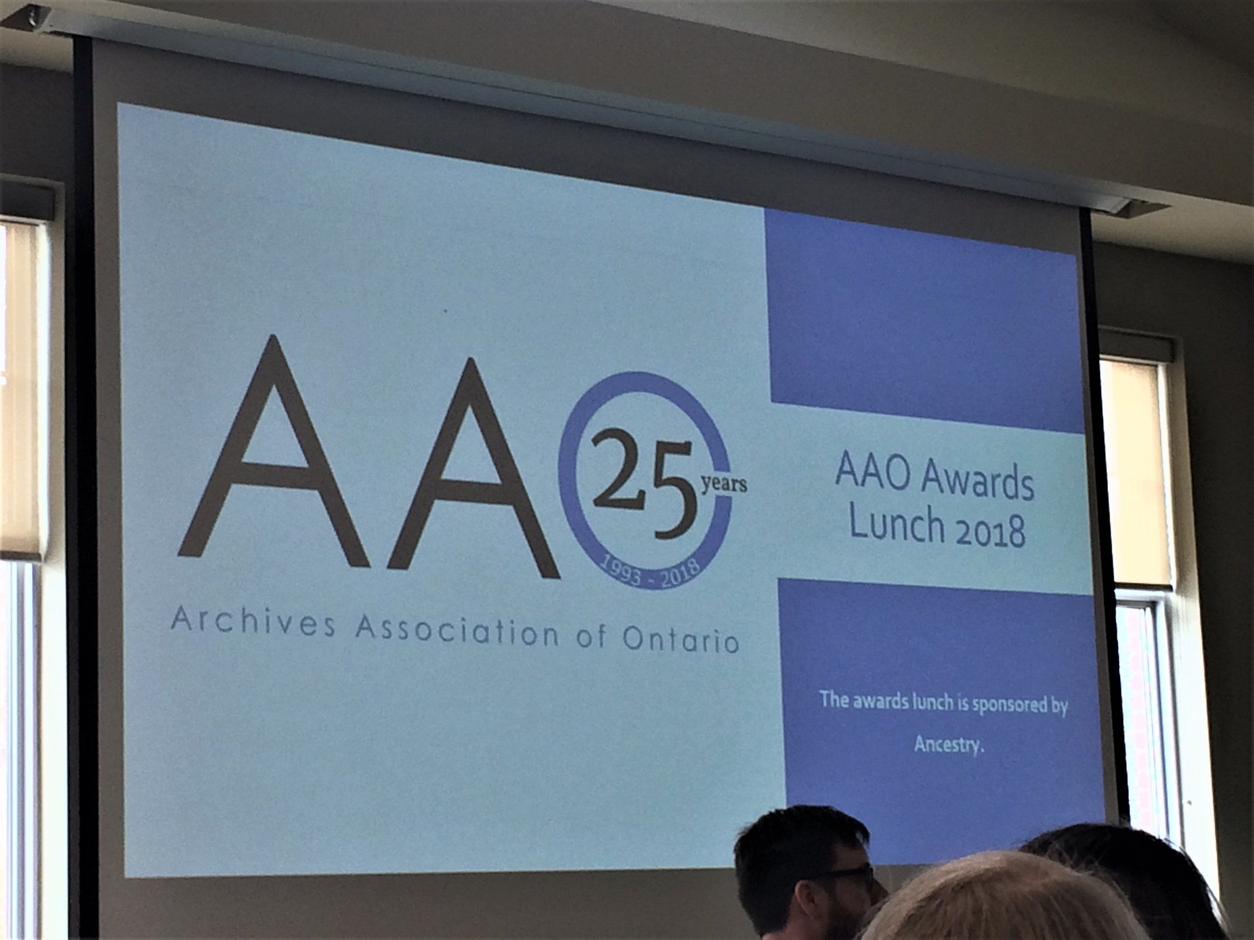 AAO Awards Luncheon