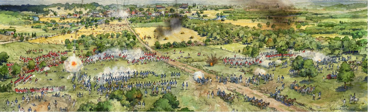 Battle of Bladensburg NPS