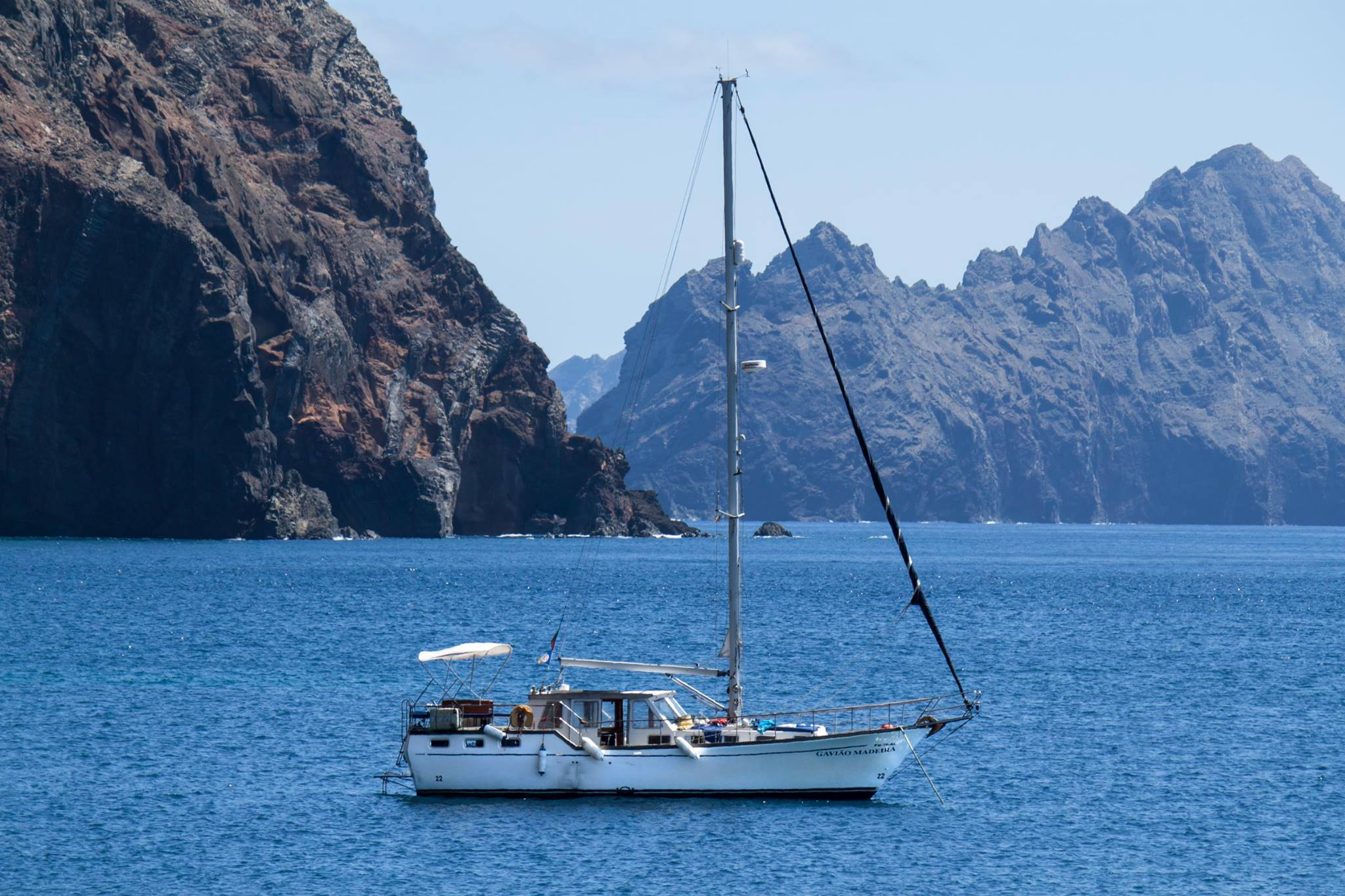 Gavião Sailing Boat