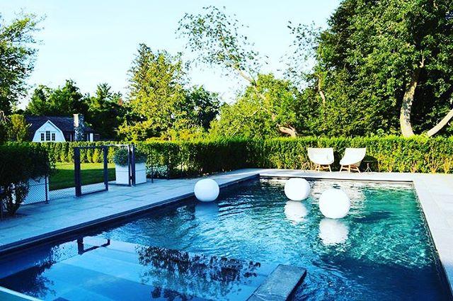 Pool is open for the season ☀️ #poolsopen #poolseason #poolstyle #poolfun #pooldesign #pooldecor #poolfloat #poolfurniture #poolside #poolday #poolparty #boywonderdesign