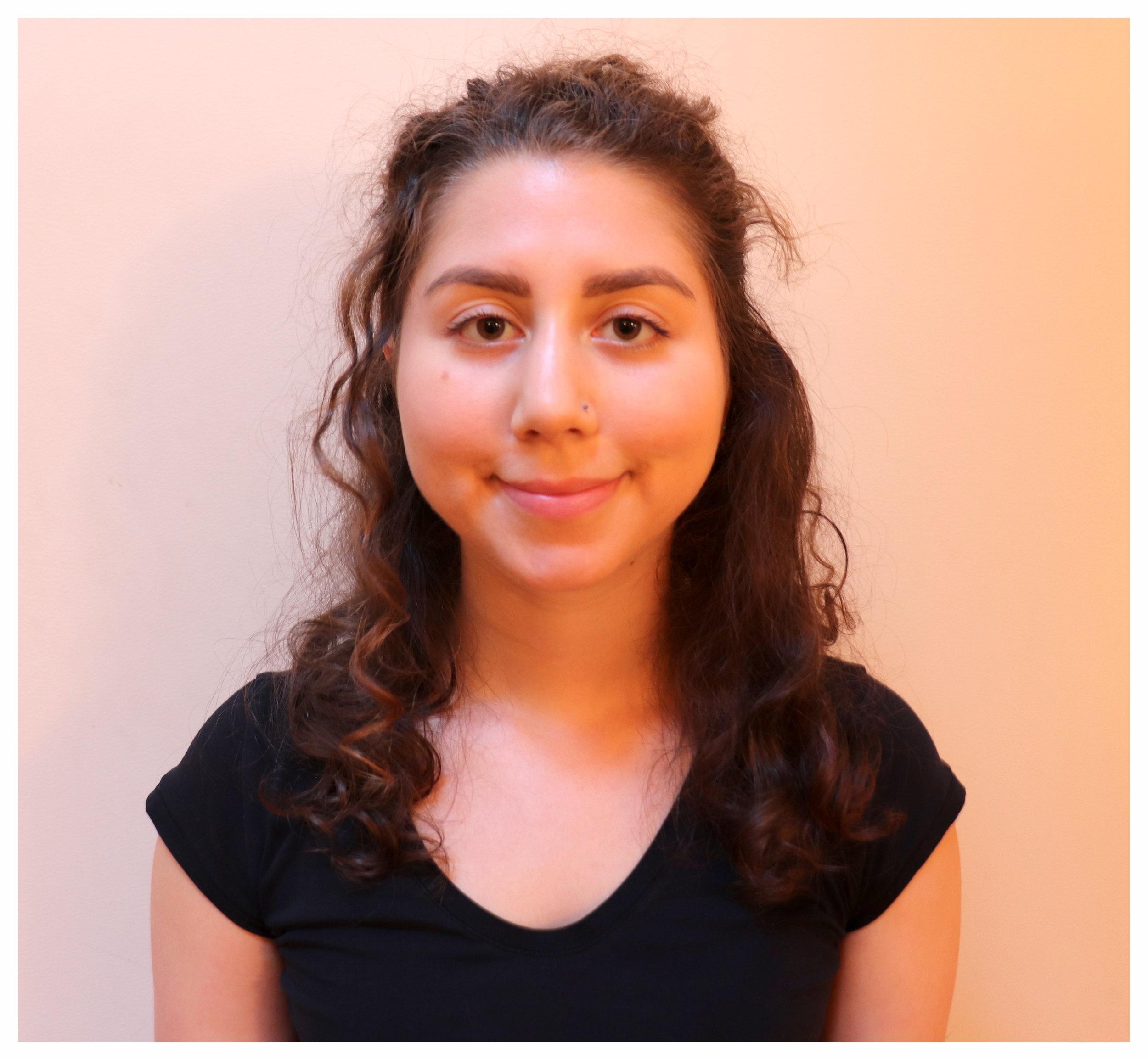 Sophia Vann-Adibe - UndergraduateUniversity of Chicago
