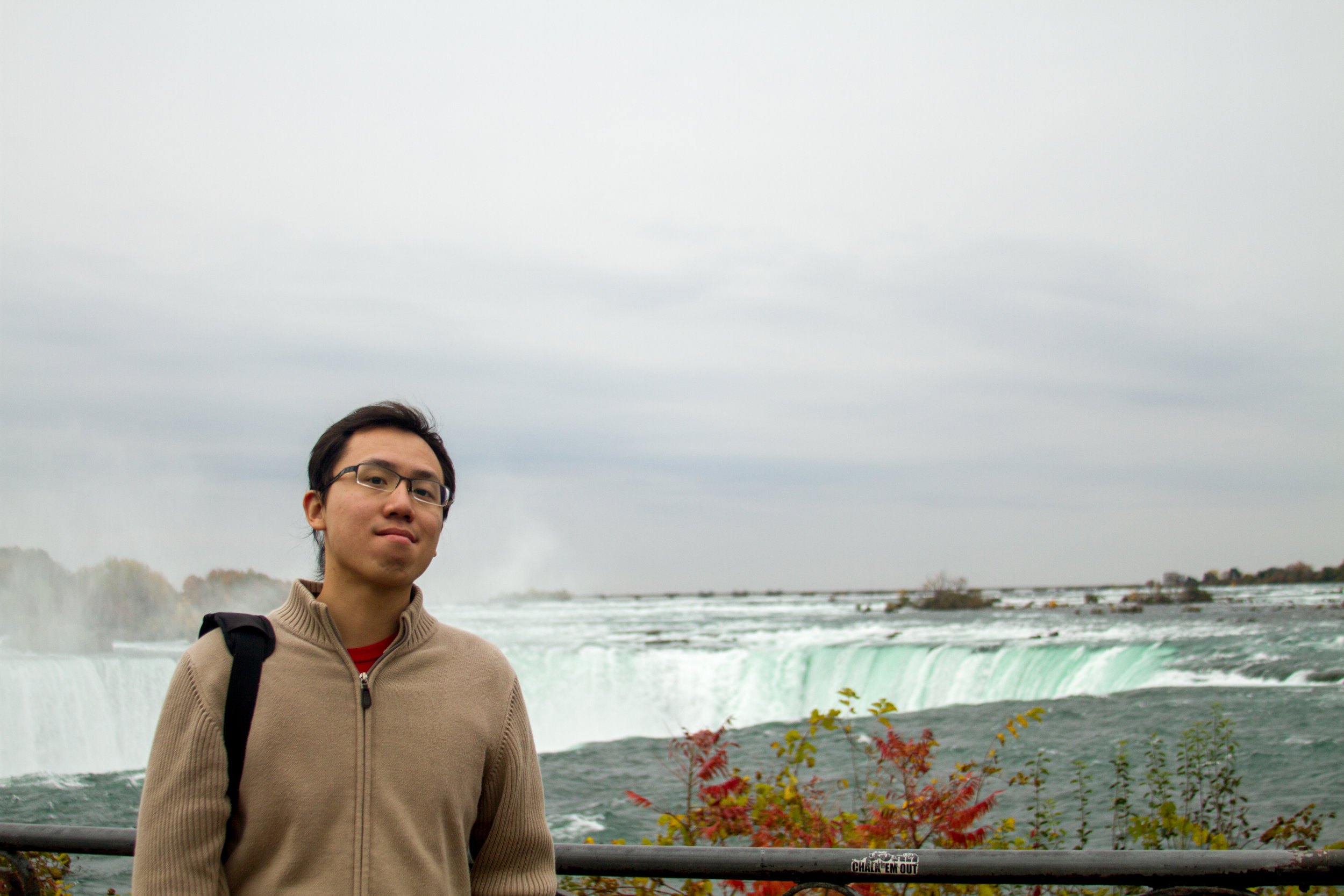 "YuHung ""Tommy"" Chiu - Graduate Student : Physics PhD programBSc. The Chinese University of Hong Kong"