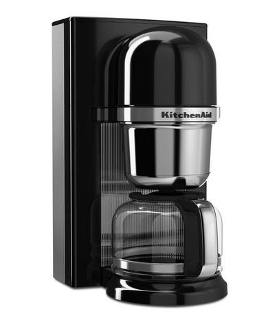 KitchenAid Pour Over Coffee Brewer Onyx Black