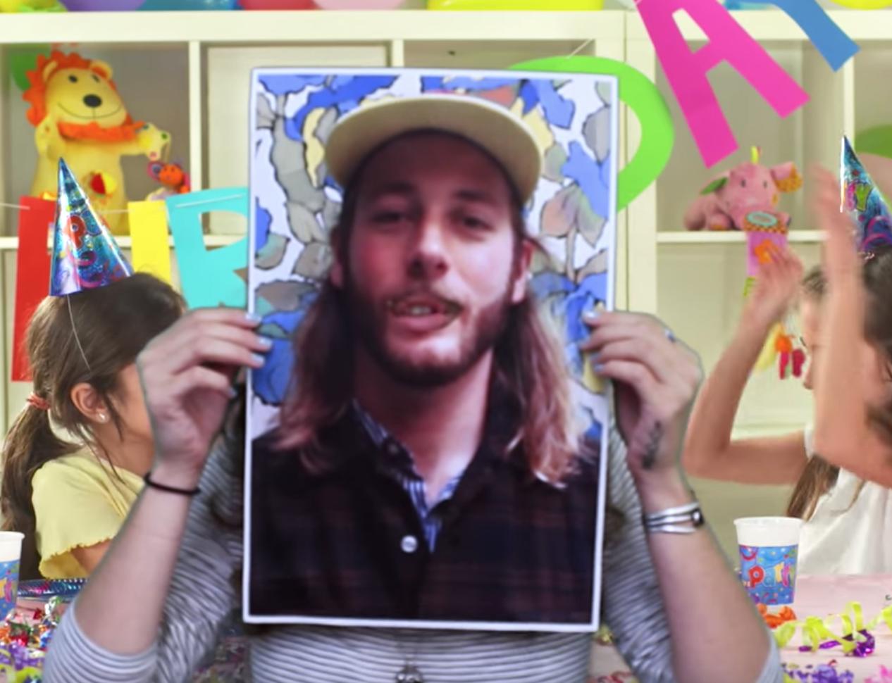JDR's birthday video