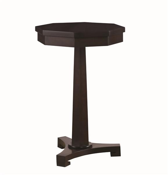 Octavius Pedestal Table