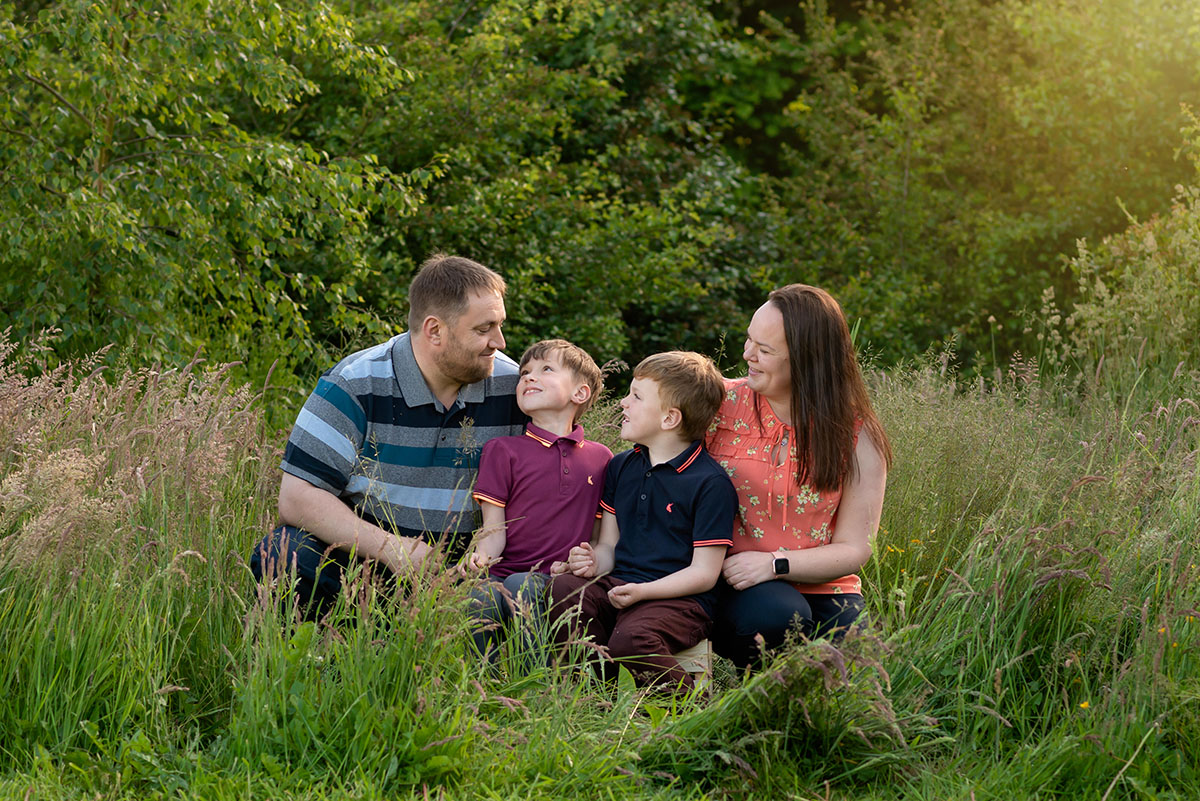 Angus and Dundee family photographer
