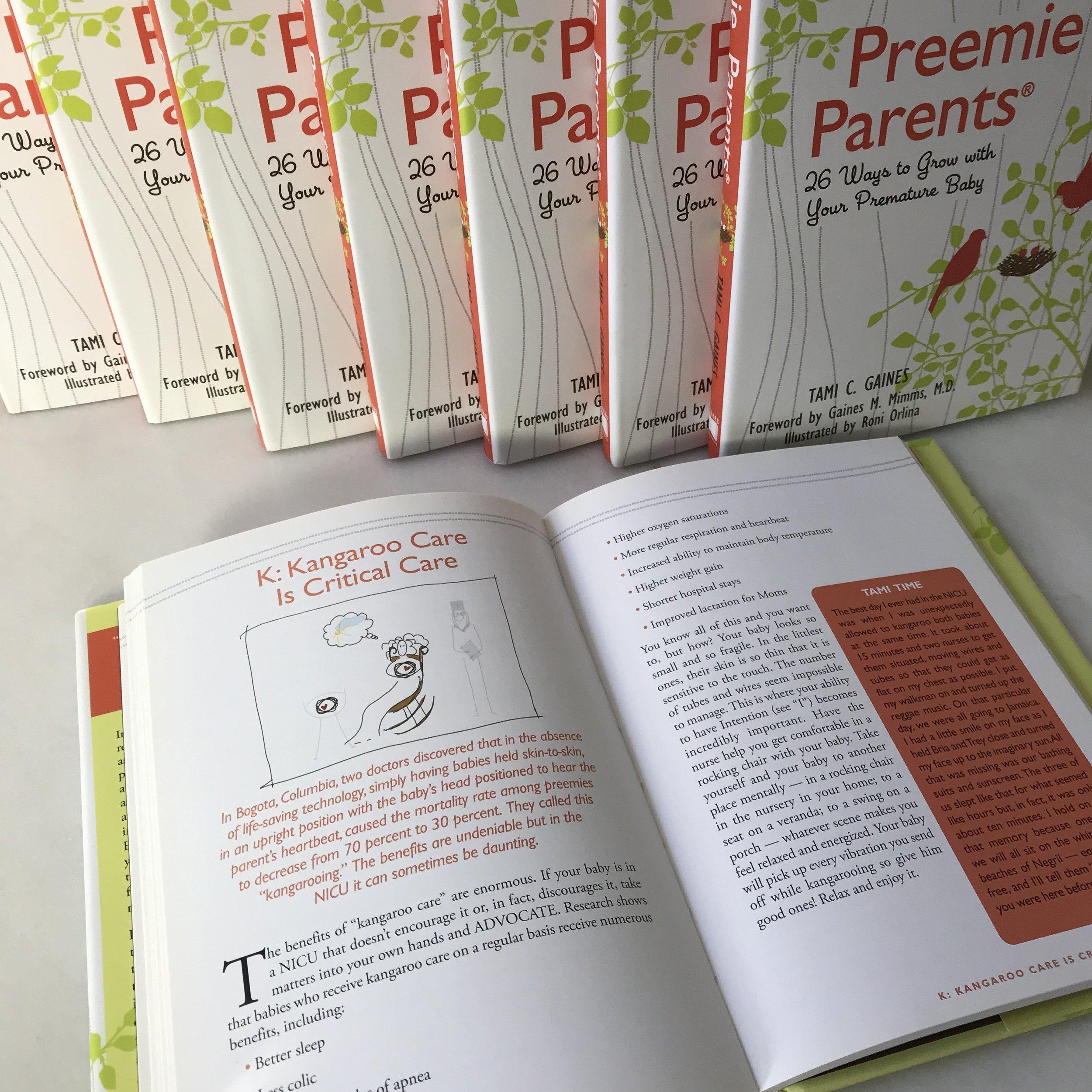 premmie parents book