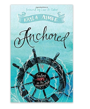 Anchored finding hope in the unexpected