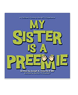 my sister is a preemie book for sibling care package
