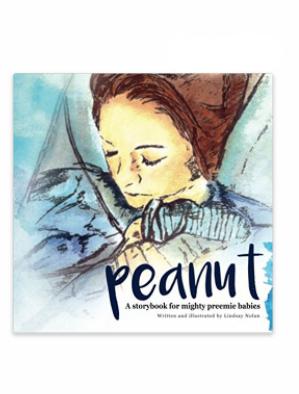 peanut preemie book