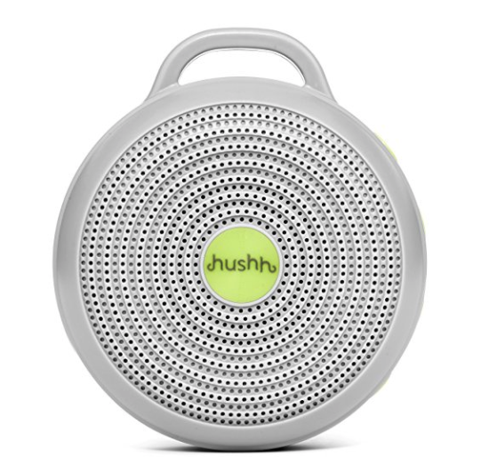 white noise machines are great going home gifts for preemies