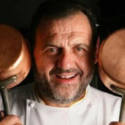 1992 - Giancarlo VissaniSelezione di vini Guarini scelta da Giancarlo Vissani per cena presso l'Ente Vini di Romagna.