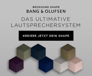 Bang & Olufsen Online Push Campaign