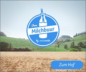 Swissmilk Geotargeting Campaign