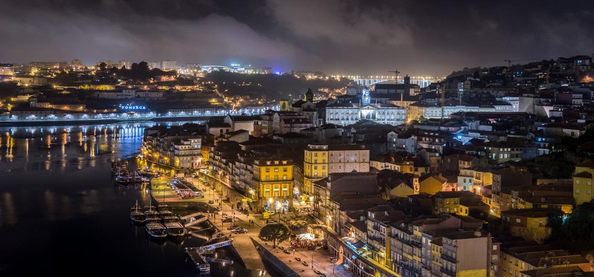 Porto Nightscape