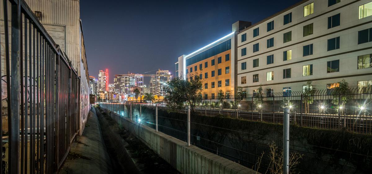 Urban Nightscape VIII