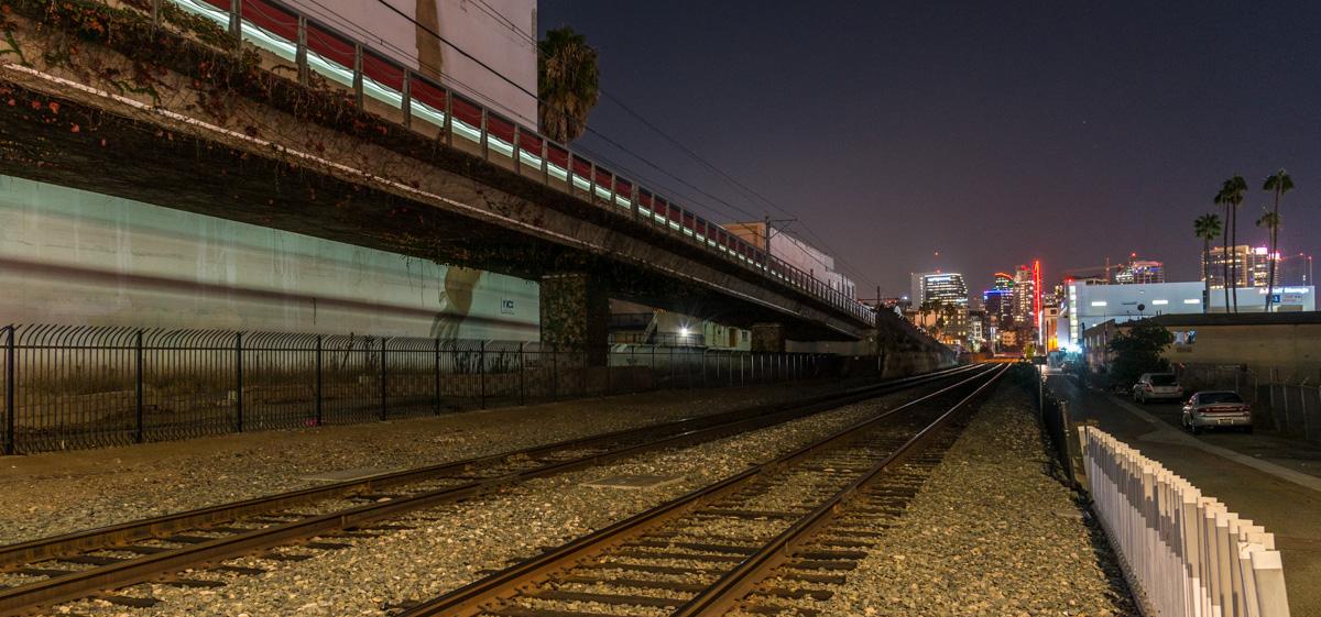 Urban Nightscape IX