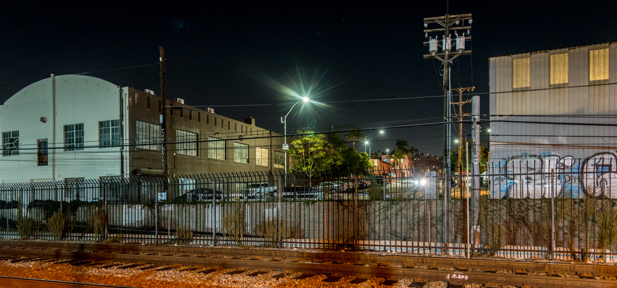 Urban Nightscape X