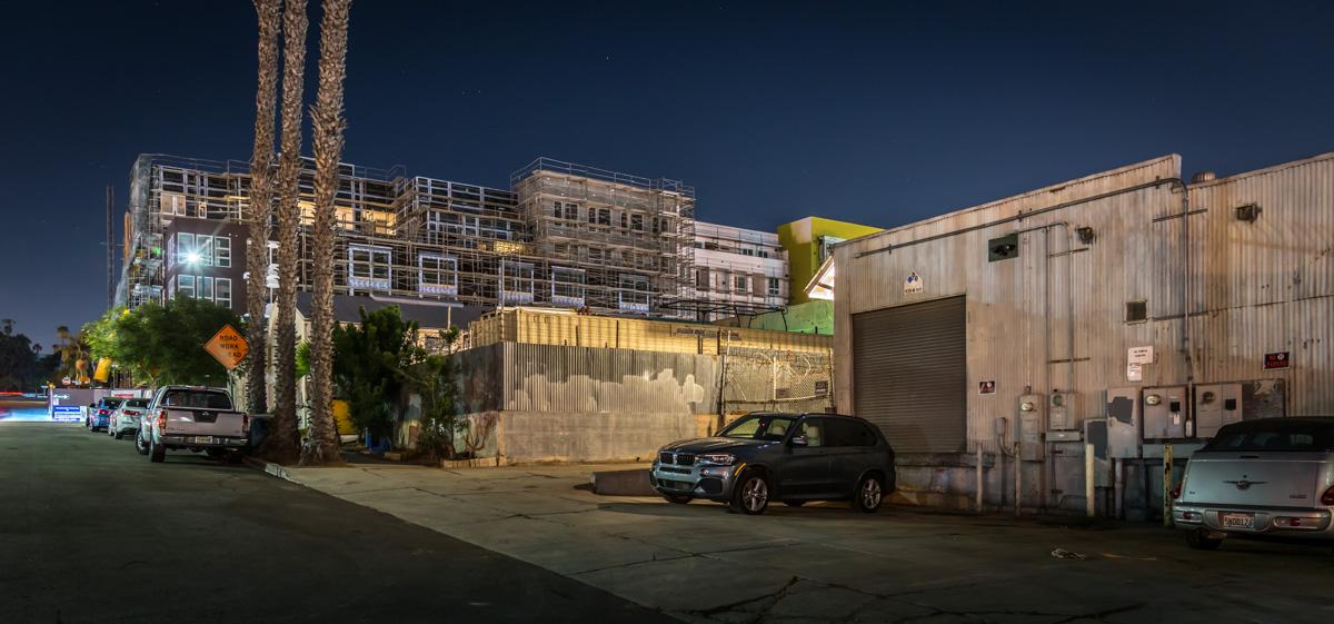 Urban Nightscape VII