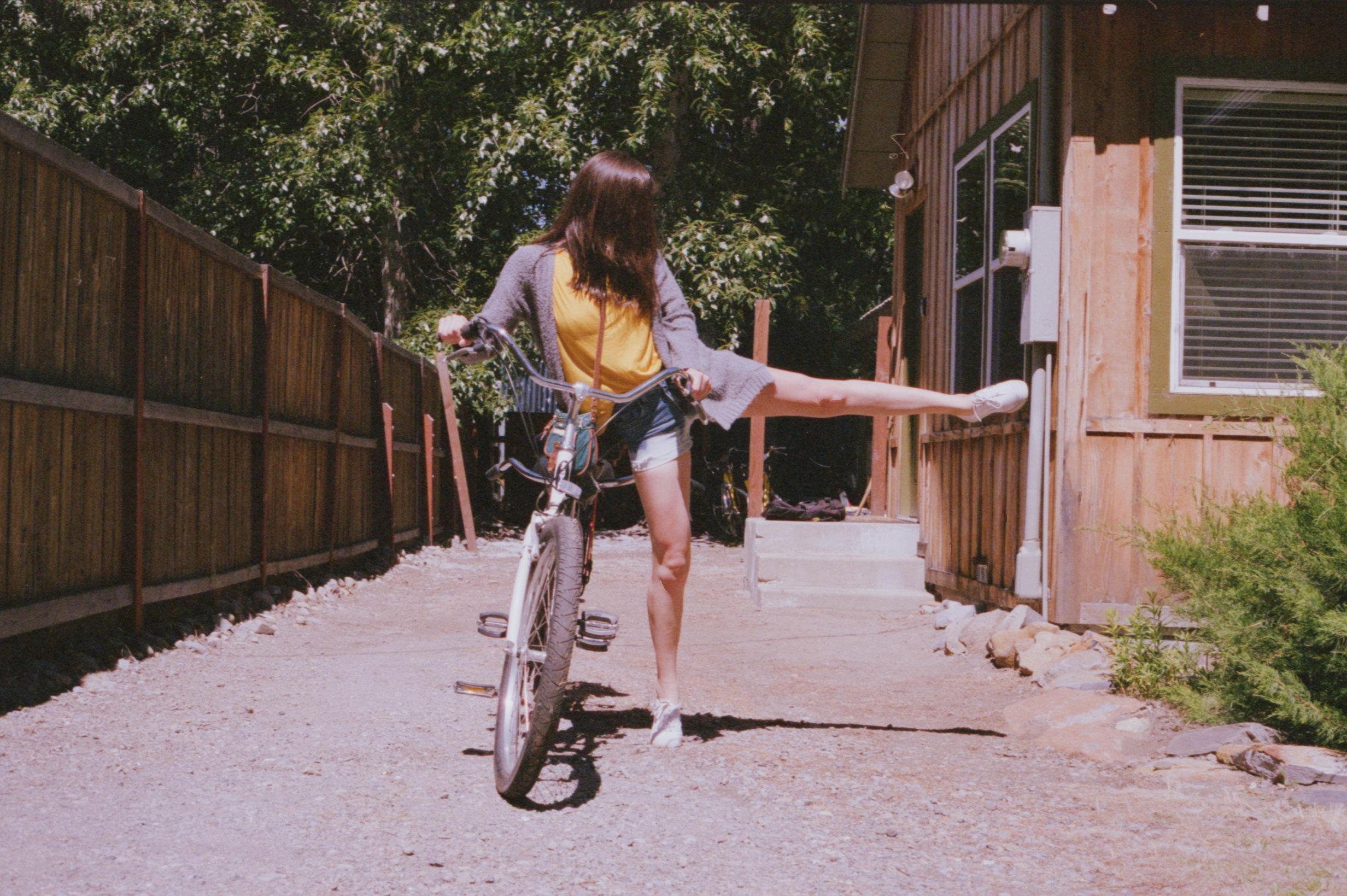 Shot on film -