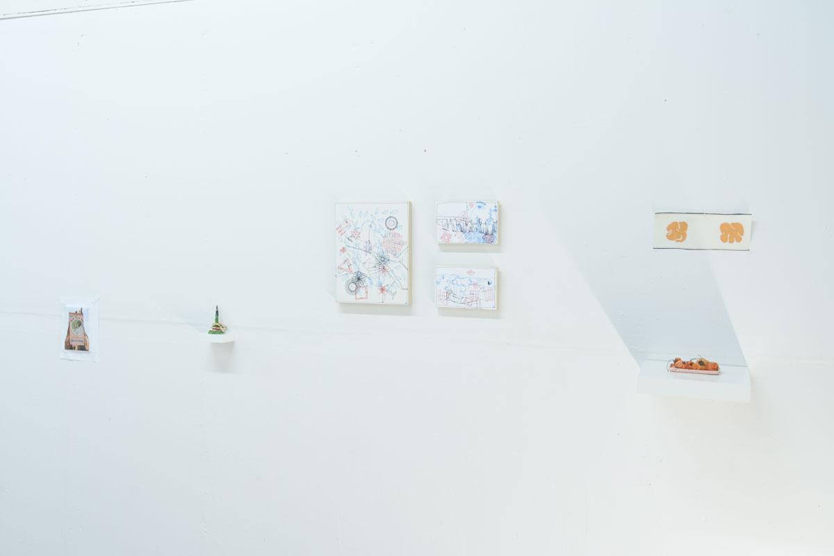 Chloe Crawford, Clayton Sukau, Emma Haskins