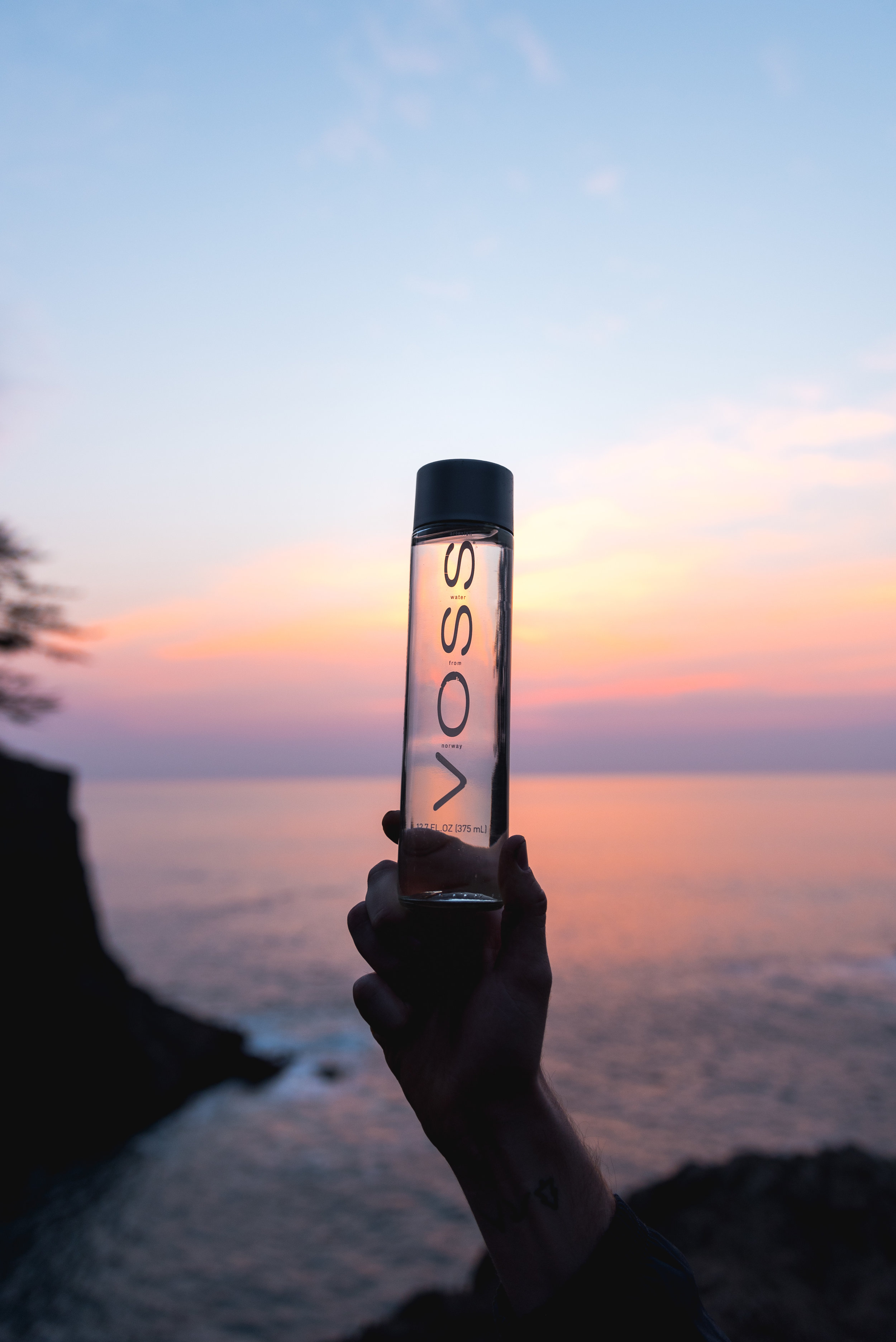 Voss water - @vossworld