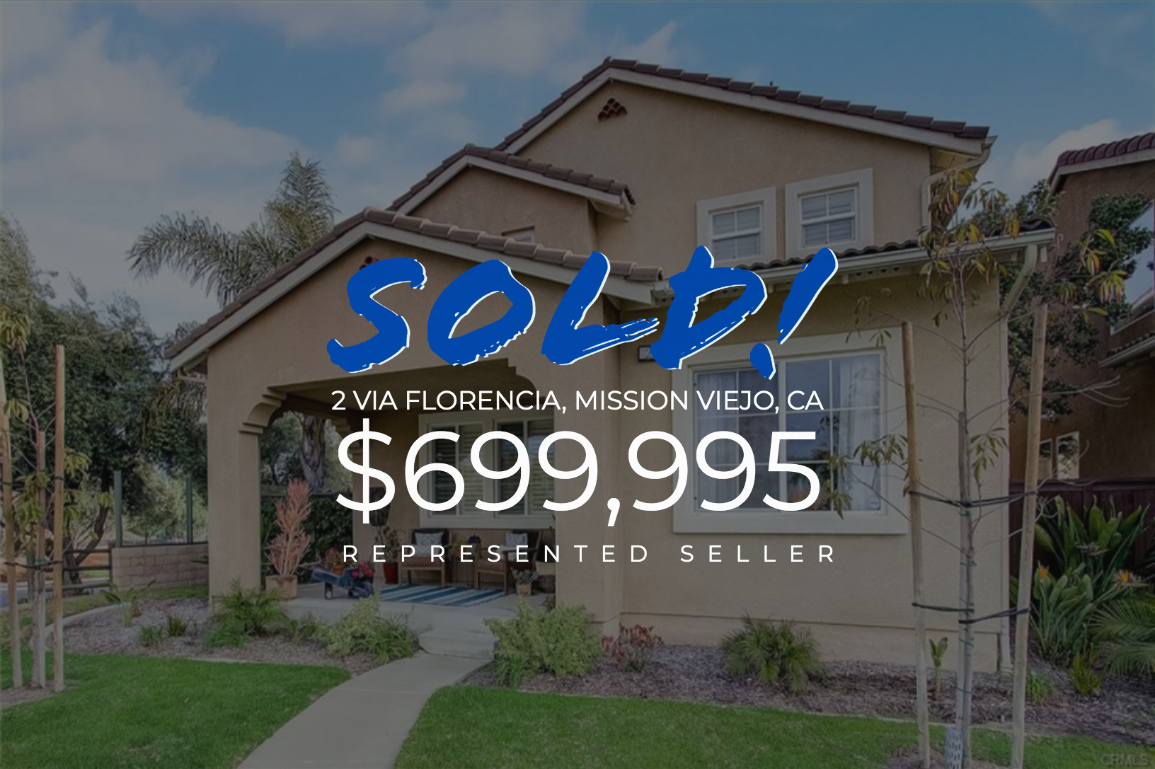 Sold With Matt Blashaw 2 Via Florencia in Mission Viejo, CA