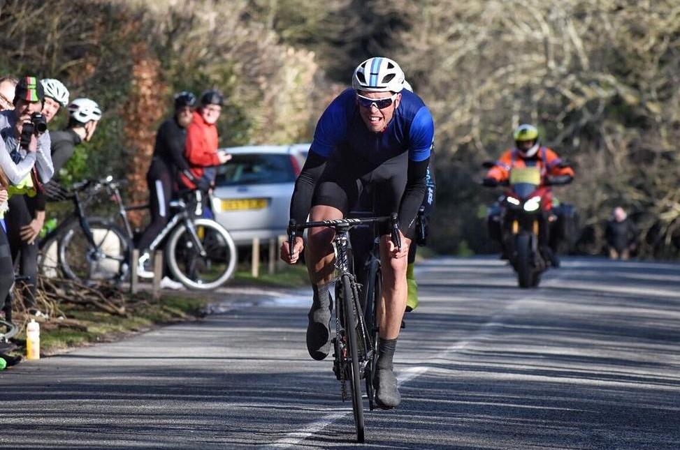 Alex Paton. Photo: Local Riders Local Races