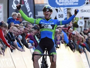 Will Bjergfelt. Photo: VeloUK