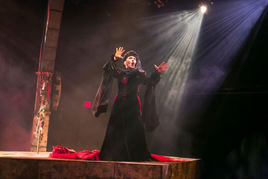 The Illusionby Pierre Corneille adapted by Tony Kushner - http://thestarphoenix.com/entertainment/local-arts/greystone-theatres-latest-is-comical-yet-heartfelt