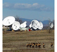 Plan West Titan Comcast Earth Station