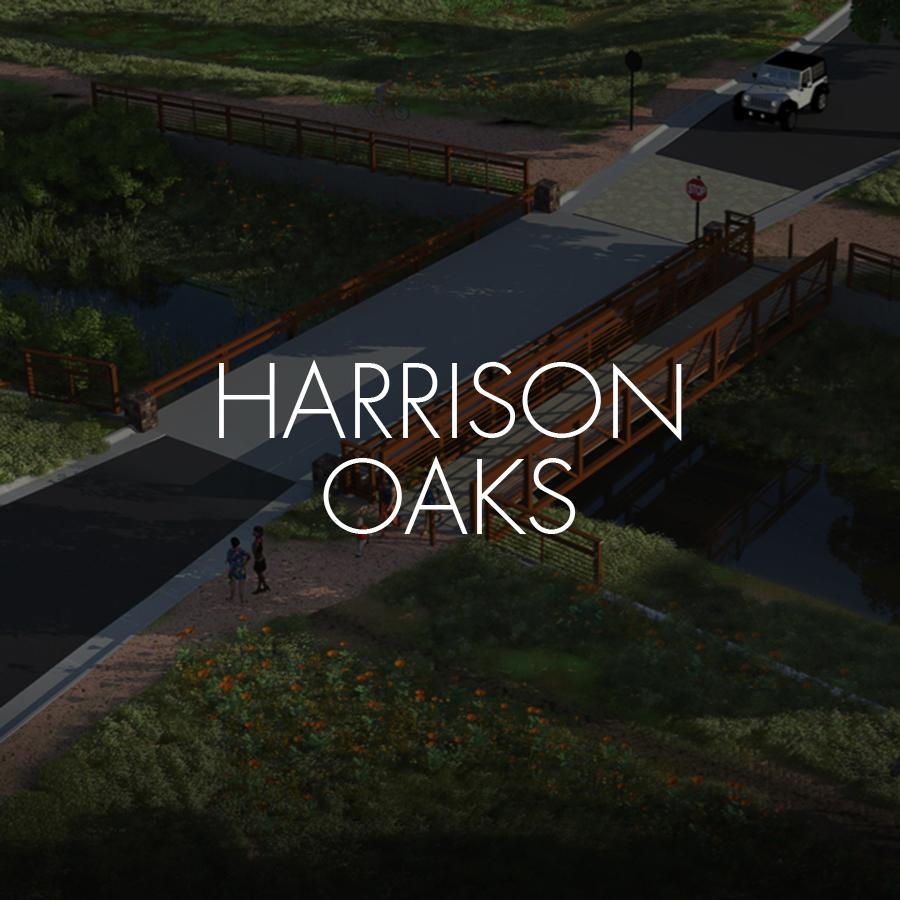 Plan West Harrison Oaks