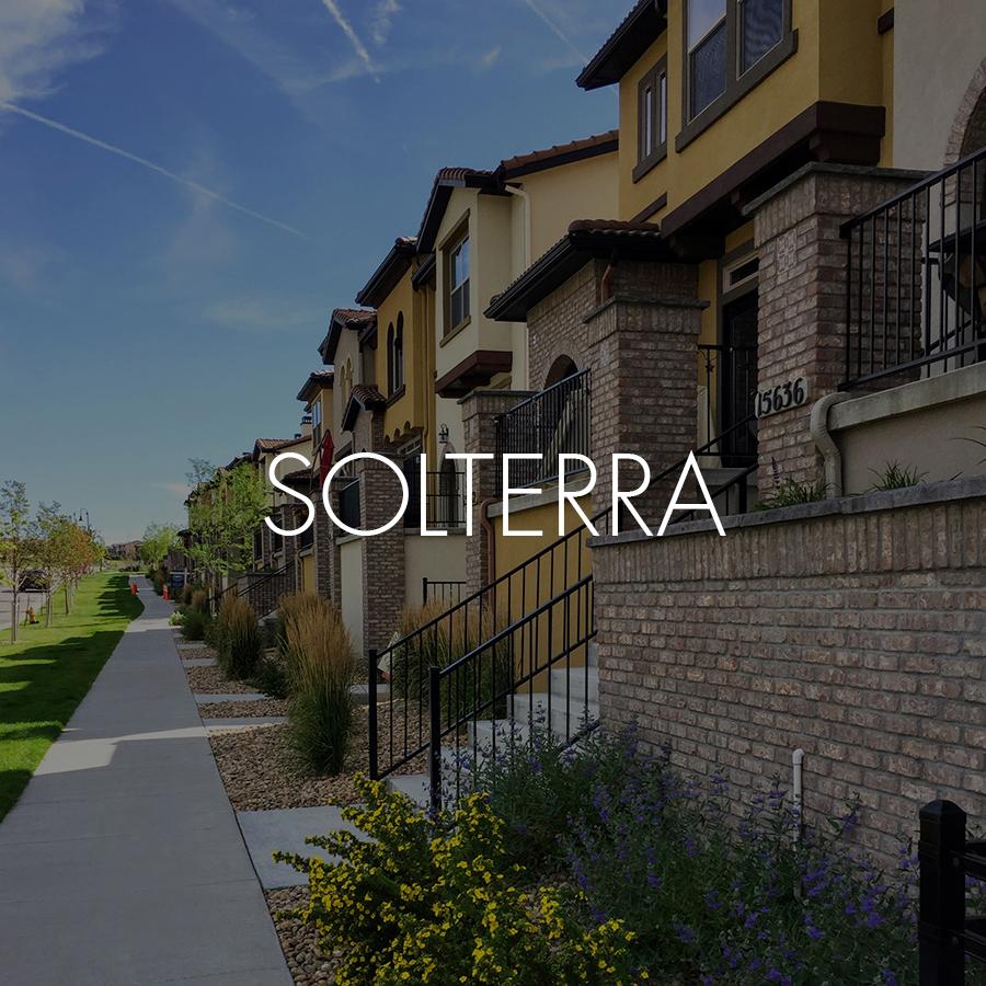 Plan West Solterra