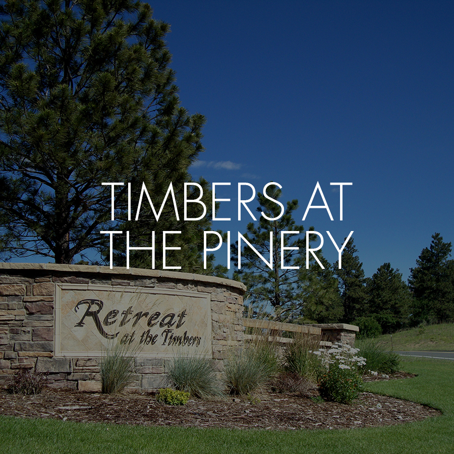 Plan West Timbers at the Pinery