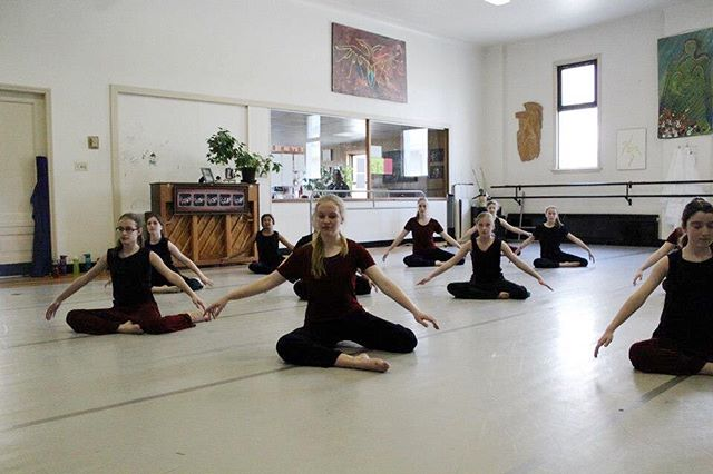 If you look reeeally closely, you might spot our three senior dancers back when they were only juniors! ✨ Bella, Josée, and Steph ✨ We can't think of a better group of passionate young women to run the show this year! Come see their hard work materialize at #earthdancers2019 #throwbackthursday