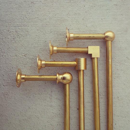pure, unadulterated, brass <3