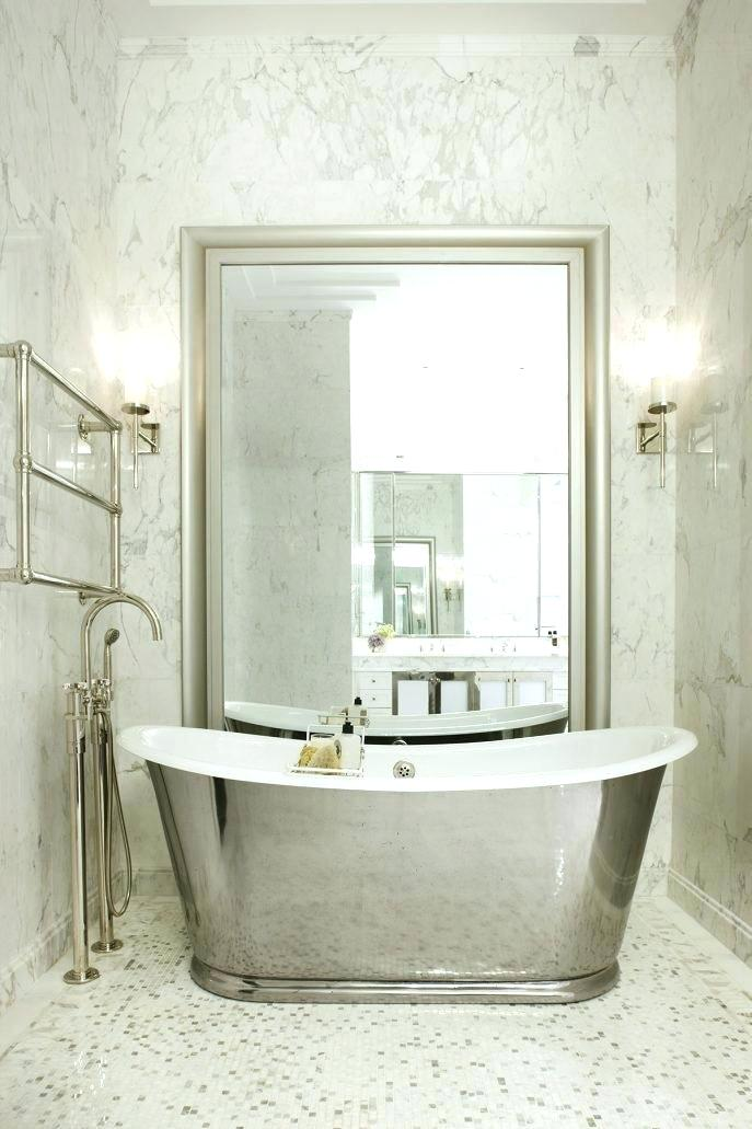 waterworks metal freestanding tub and polished nickel traditional filler - the ultimate guide to luxury plumbing by the delight of design